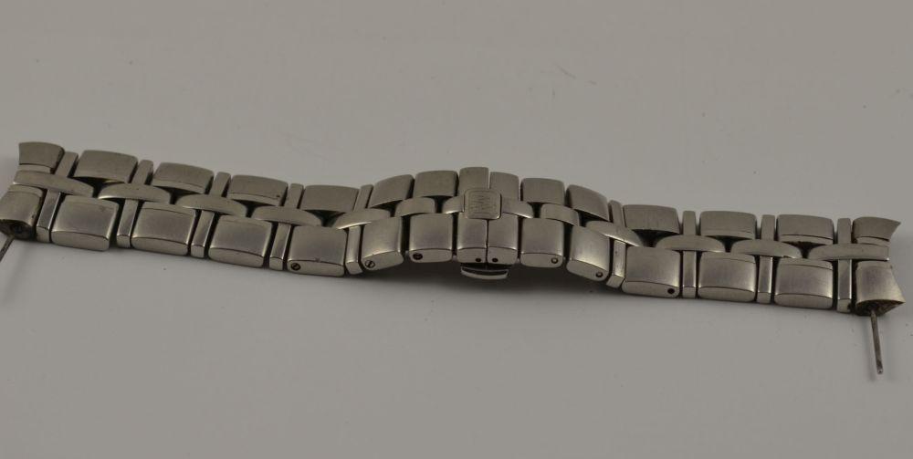 Uhren Kölbel raymond weil parsifal bracciale in acciaio 20mm ebay